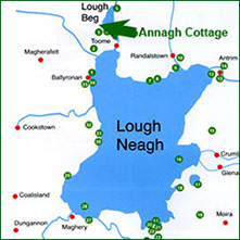 Things too do around Lough Neagh