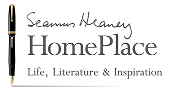 just over 2 miles from Seamus Heaney Homeplace visitors centre